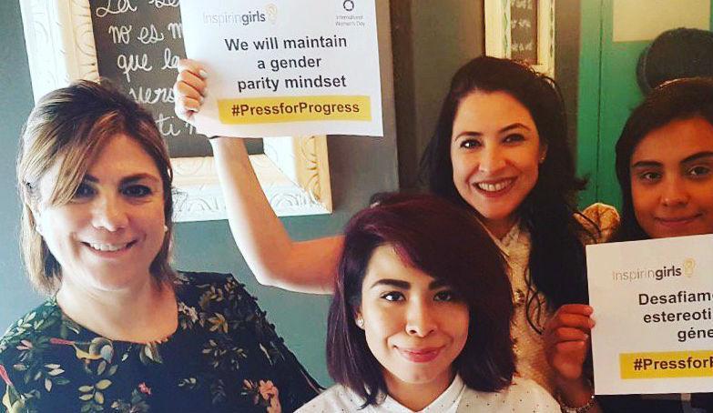 Cuestione   México   Mujeres que inspiran niñas:  Inspiring girls