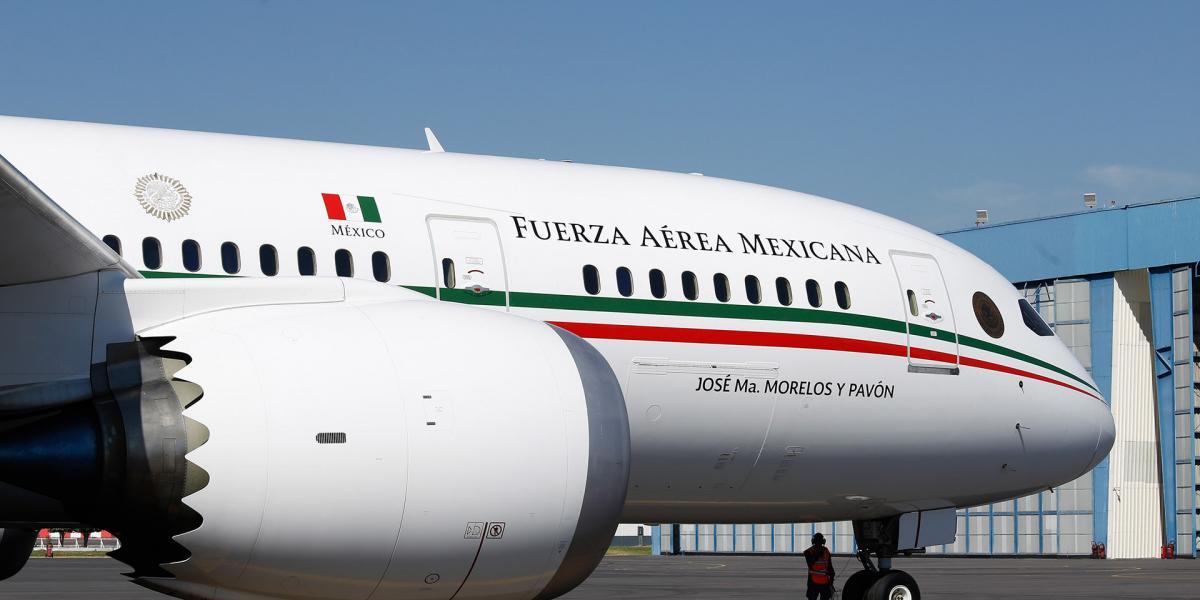 México | Para comprar el avión que no tenía ni Obama hay sólo 6 interesados