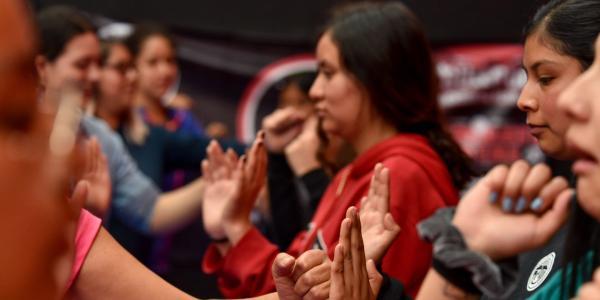 México | ¿Una mujer puede ir a la cárcel si se defiende de su agresor?