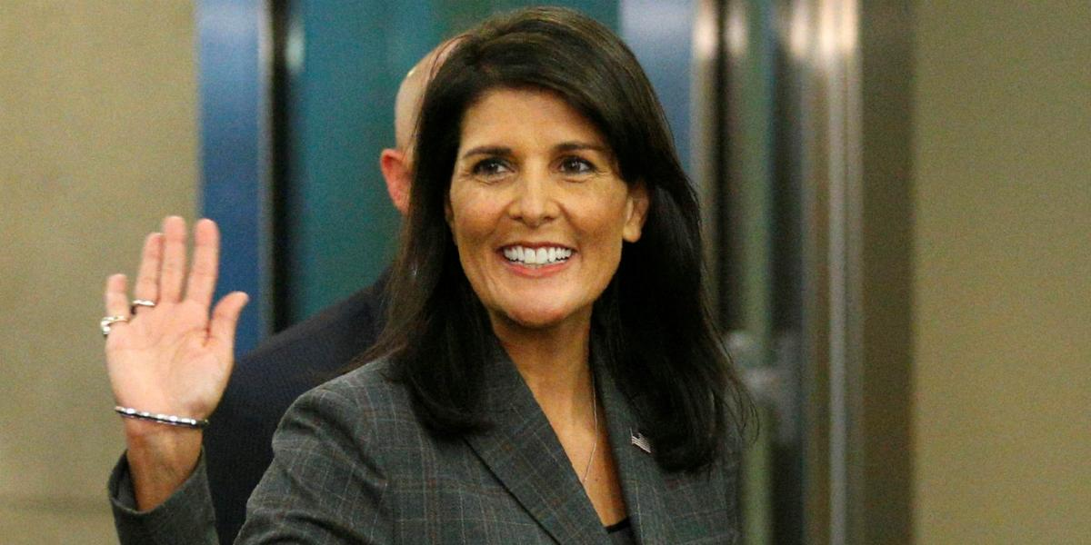 Cuestione   Global   Los rumores tras renuncia de embajadora de EU