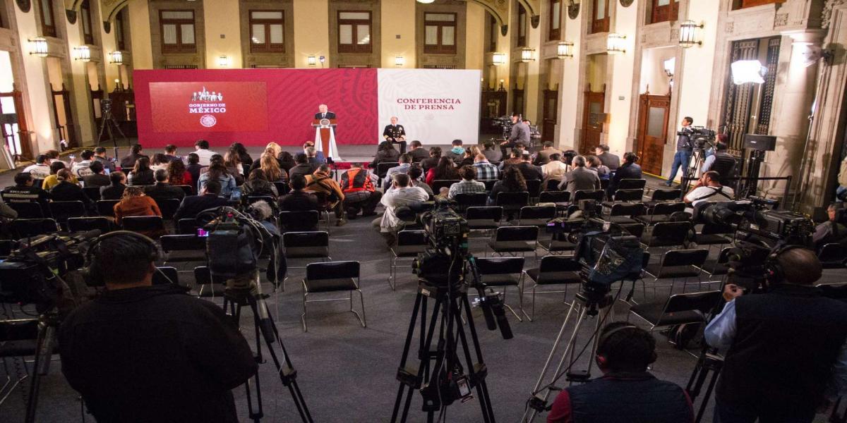 México | Retos y soluciones para hacer periodismo en tiempos de Trump y AMLO