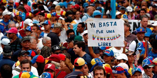 Global | Venezuela: ¿qué diablos está pasando?