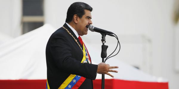 Cuestione   Global   Venezuela: seis años más de Nicolás Maduro
