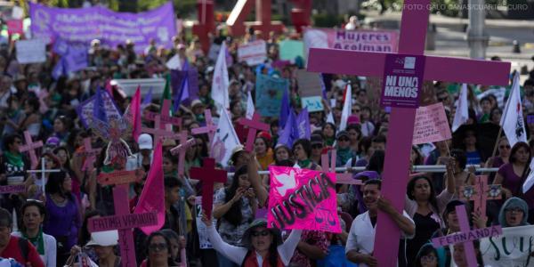 Cuestione   México   Violencia de género: un problema de todos