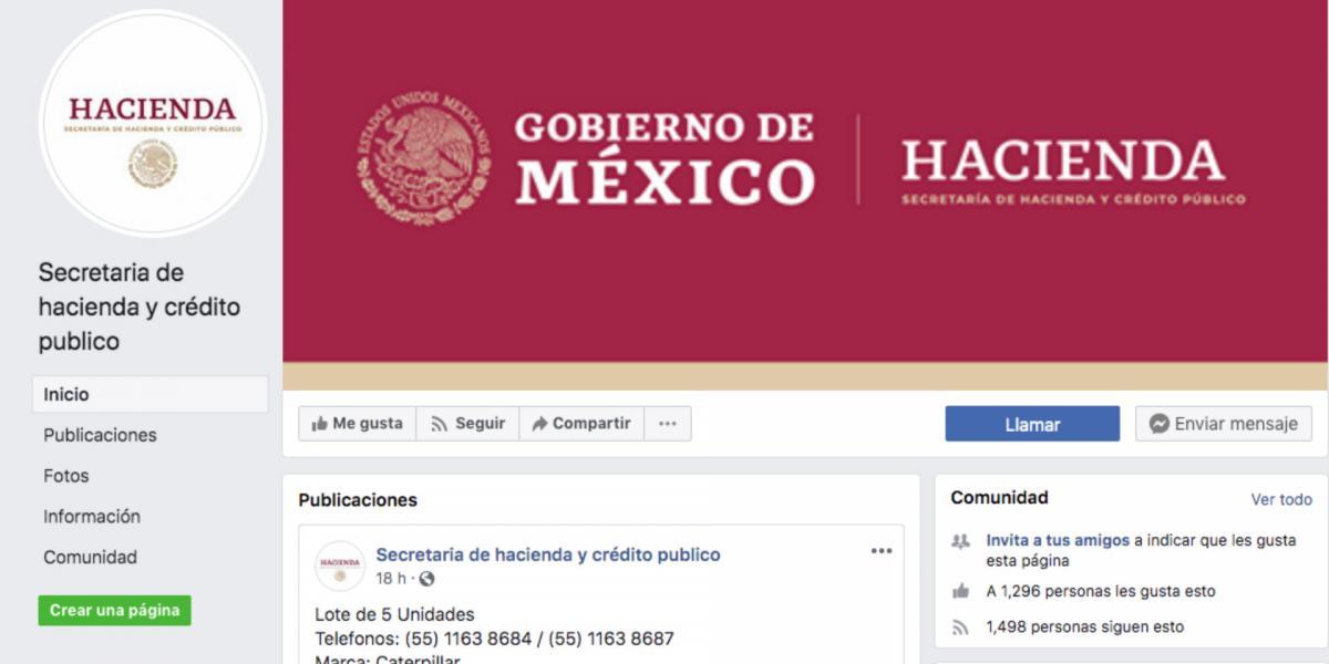 México | No solo fake news, Instagram y Facebook tienen cuentas falsas de la SCHP