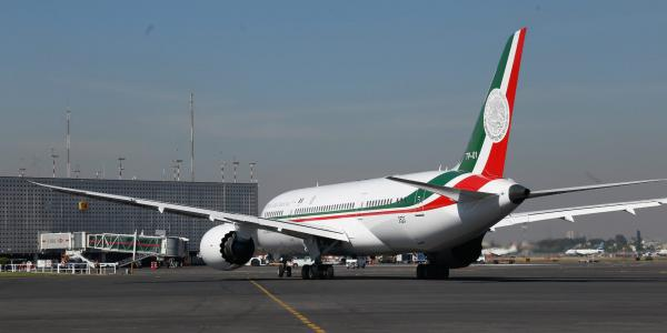 México | Ya nos costó más el avión presidencial con AMLO que con EPN