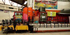México |  Comercios y empresas se preparan para reabrir sus negocios