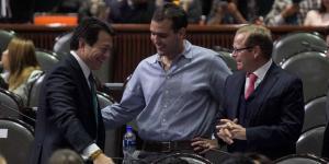 México |  El partido que más que Verde ha sido azul, tricolor y ahora va con Morena