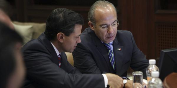 Cuestione | México | EPN y Calderón ¿Sobornados por los narcos?