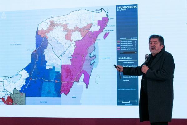 México | Mexicanos Contra la Corrupción se enfrenta con el gobierno por el Tren Maya
