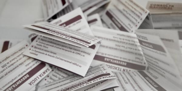 México | Página web de la consulta sigue sin funcionar