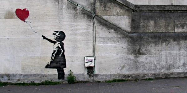 Cuestione | Global | Banksy y la rebelión artística en subasta