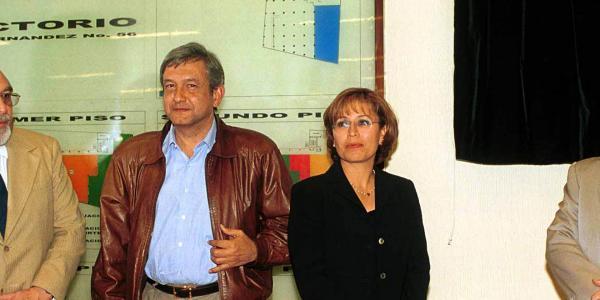 México | Rosario Robles y AMLO, de aliados a enemigos irreconciliables