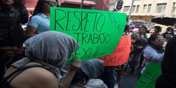 México | Legalizar o no la prostitución, el debate que no termina