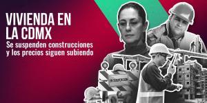 Cuestione | Tu Político | Construcción en la CDMX, en suspensión de actividades