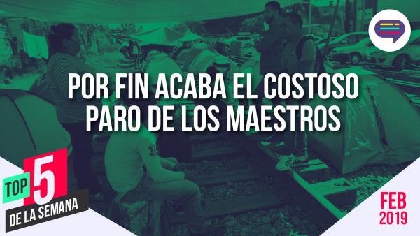 Cuestione | Videos | ¿Qué pasó esta semana en México y el mundo?