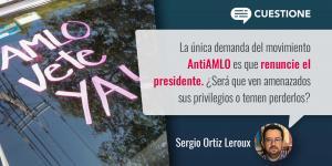 Columnas | A propósito del Frente Nacional AntiAMLO (FRENA)