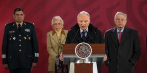 México | Alejandro Gertz Manero, primer Fiscal General