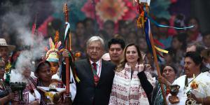 Cuestione | México | Así fue el primer día de AMLO como Presidente