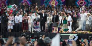 Cuestione | México | Así se vivió la party de la 4a Transformación