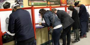 Cuestione | Global | Así vivió EU sus elecciones intermedias