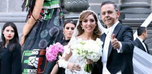 México | La polémica boda de César Yáñez
