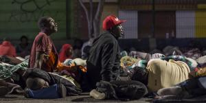 México | Caravana Migrante en México ¿desde África?