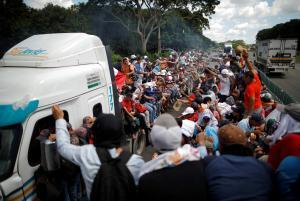 Cuestione | México | Muerte y dolor, pesadilla migrante en Huixtla