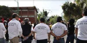 México | Cinturón de paz, o ir a la guerra sin fusil