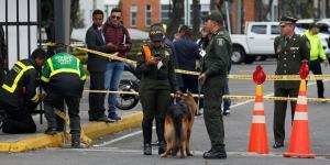 Cuestione | Global | Colombia: una cadena (triste) de atentados