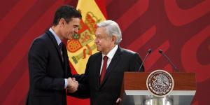 México | Como cuando no sabíamos que nos enojamos con España