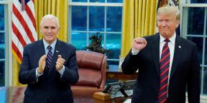 Cuestione | Global | Como cuando Pence se inspira en Luther King