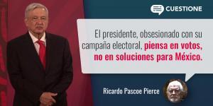 Cuestione - Columnas - ¿Salvar al gobierno o al país?