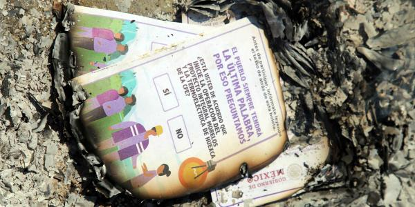 México | Los cinco errores en la consulta de Morelos
