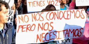 Cuestione | México | De chairo me como un taco