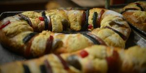 Cuestione | Hashtag | ¿De nata o avellana? ¿Cuál rosca prefieres?