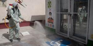 México | Desinfección a oficinas del gobierno: entre la opacidad y la ineficiencia