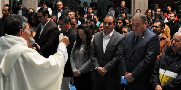Cuestione | México | Cuauhtémoc Blanco y su misa: ¿Será ilegal?