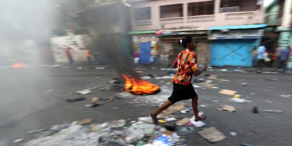 Global | Haití: la tragedia de la que nadie habla