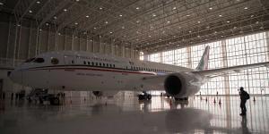 México | El avión presidencial ¡Se fue!