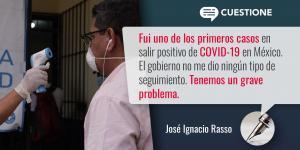 Columnas | El coronavirus en primera persona