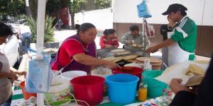 México | El día a día de las personas que venden comida en la calle, en tiempos del COVID-19