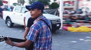 Cuestione | Videos | Él es Osías: hondureño, migrante y músico