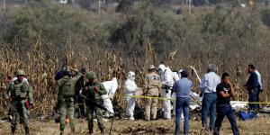 México | El misterio del helicopterazo en Puebla