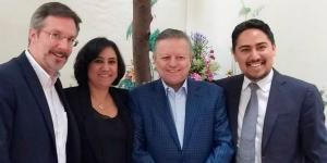 Se Filtró | El nuevo asesor de Arturo Zaldívar
