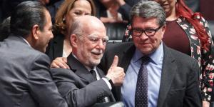 Cuestione | México | El nuevo Ministro es bueno con sus cuates