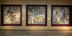 México | El origen de la fortuna de Elba Esther y las obras de arte que expone el SNTE