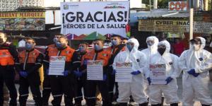 México | El otro brote peligroso: aumentan agresiones a personal médico