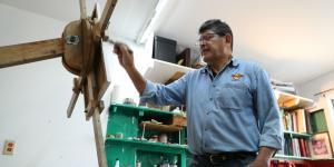 Cuestione | México | El pintor que contradice a la serie de Narcos