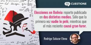 Columnas | El planeta del Principito y las elecciones bolivianas